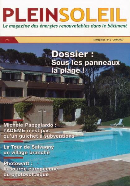 Plein Soleil – Magazine N° 2