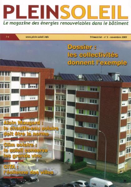 Plein Soleil – Magazine N° 3