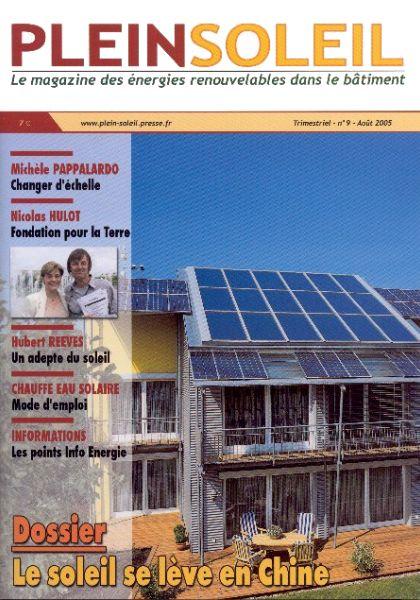 Plein Soleil - Magazine N° 9