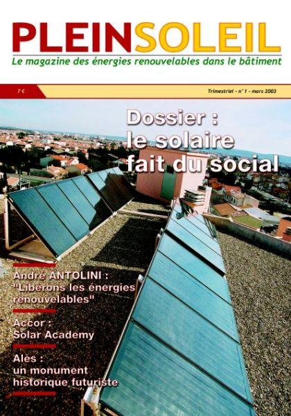Plein Soleil - Magazine N° 1