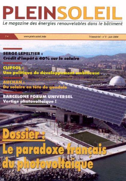 Plein Soleil – Magazine N° 5