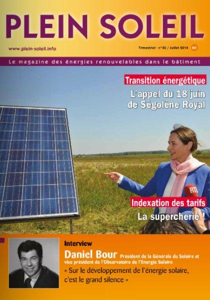 Plein Soleil - Magazine N° 45