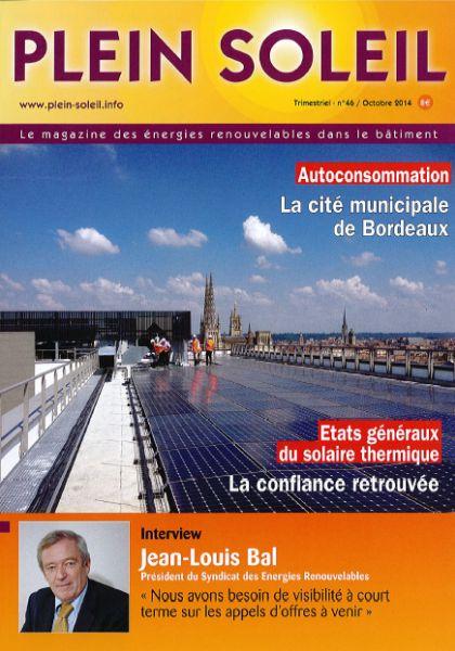 Plein Soleil - Magazine N° 46