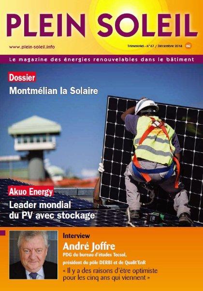 Plein Soleil - Magazine N° 47