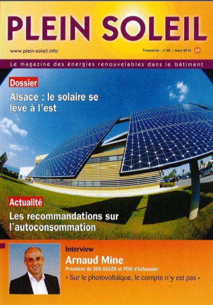 Plein Soleil - Magazine N° 48