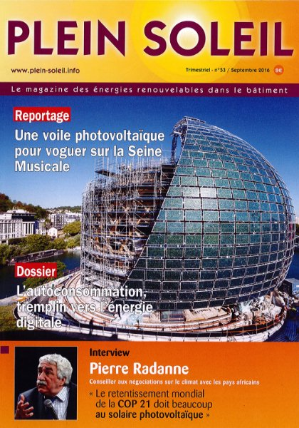 Plein Soleil - Magazine N° 53