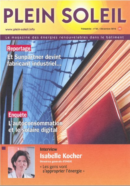 Plein Soleil - Magazine N° 54