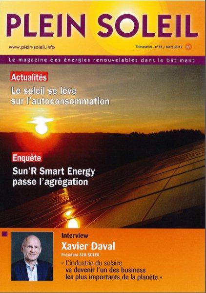 Plein Soleil – Magazine N° 55